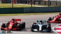 Raikkonen defends Ferrari's Chinese GP strategy