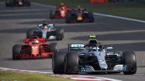 How Mercedes stunned Ferrari by jumping Bottas past Vettel