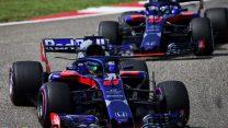 Team orders misunderstanding led to Toro Rosso crash