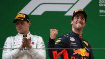 Ricciardo denies Bottas a badly-needed win