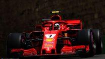 """Raikkonen admits error which cost him pole was """"painful"""""""