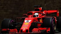 2018 Azerbaijan Grand Prix grid