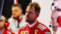 """Vettel: FIA only consults drivers to """"tick the box"""""""