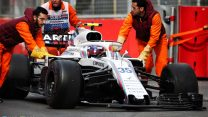 Williams denies targeting rivals by requesting review of Sirotkin's Baku penalty