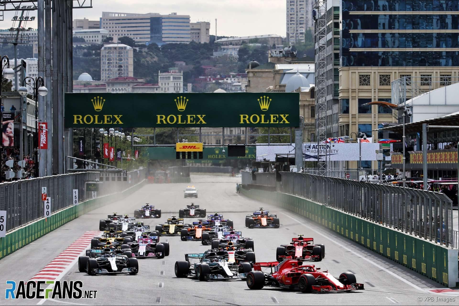 F1 Baku 2021
