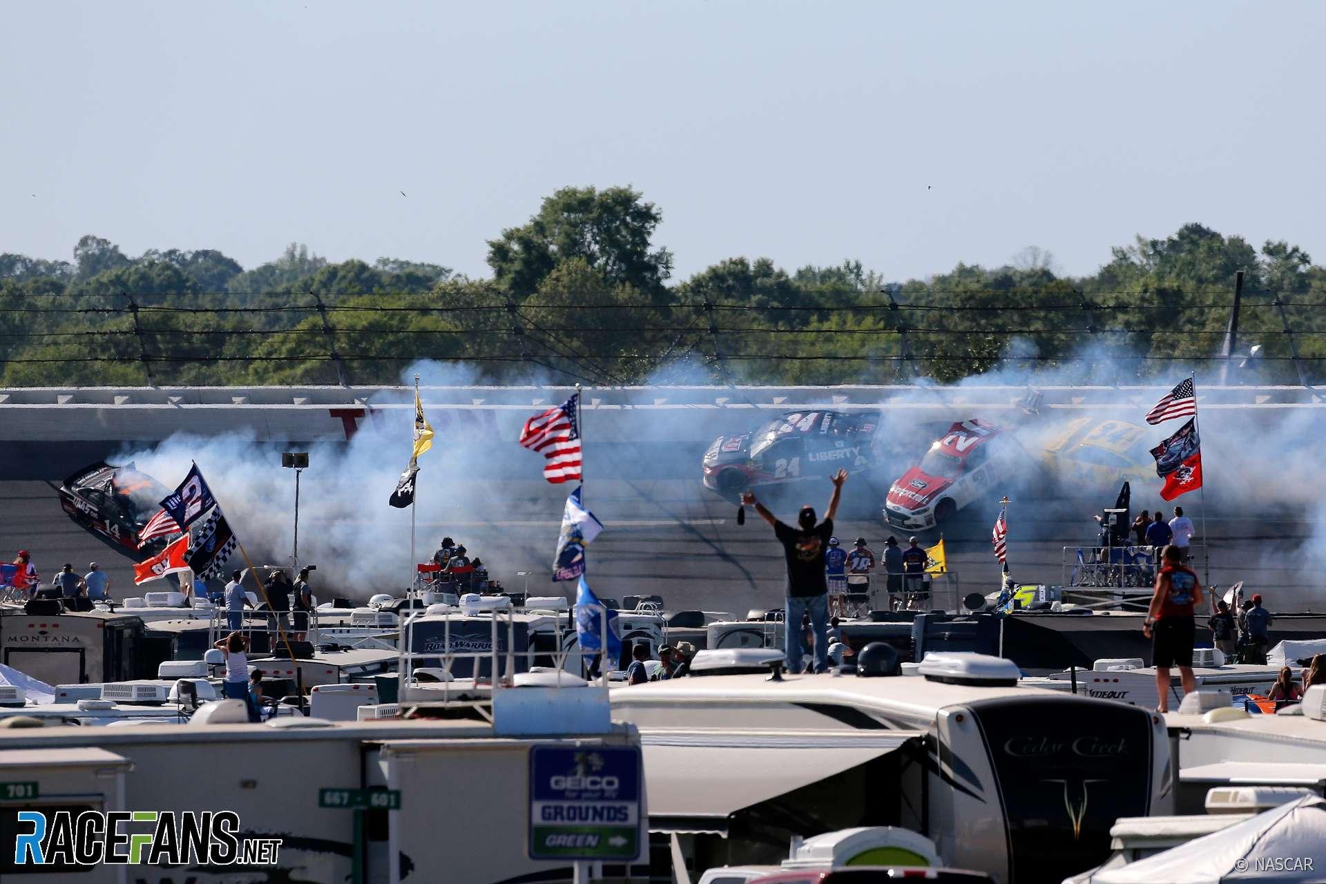 Talladega, NASCAR, 2018