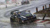 Weekend Racing Wrap: Snow hits World Rallycross round