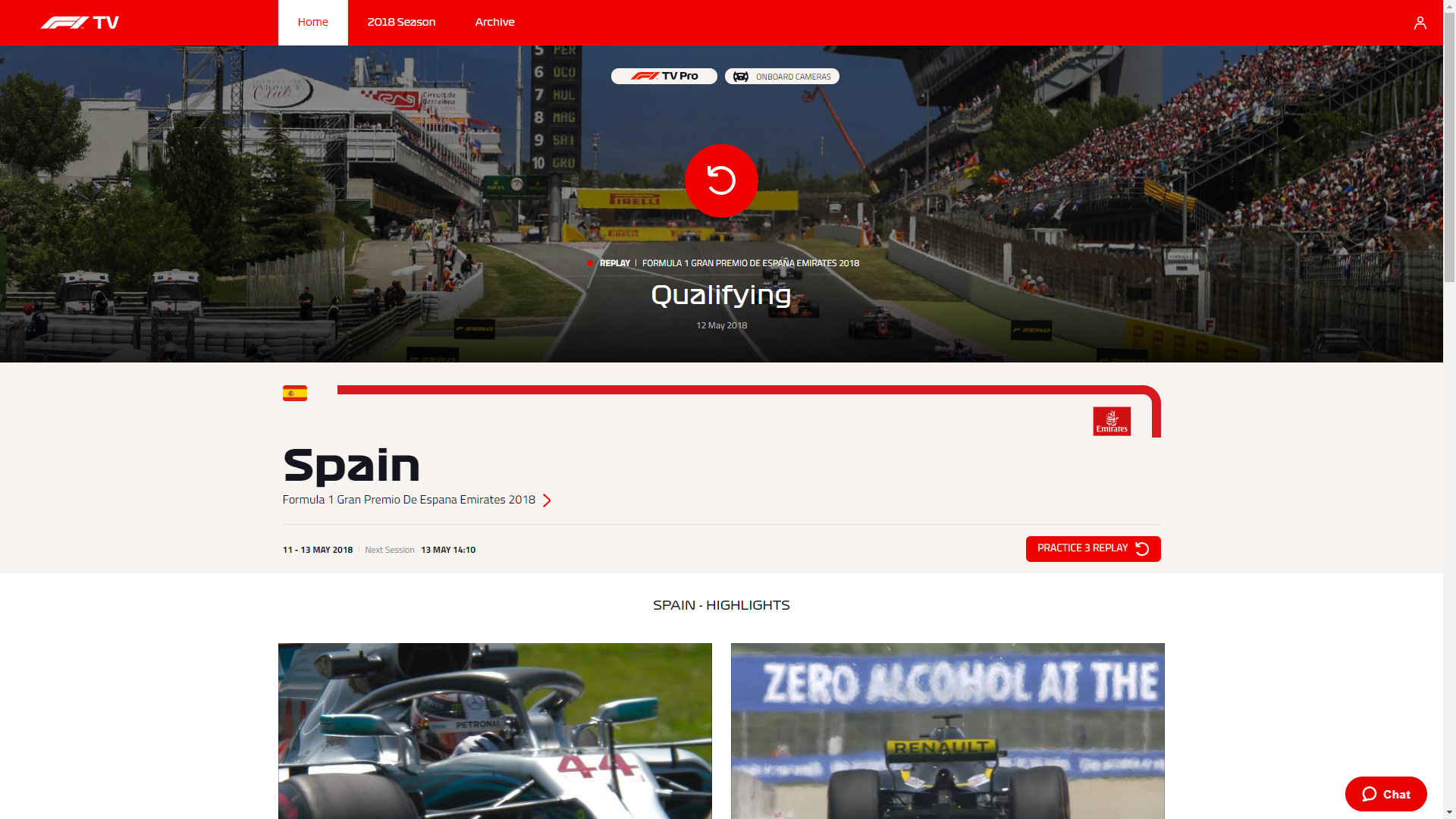 F1 TV users may receive compensation over faults · RaceFans