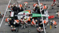 """Force India against """"huge cost"""" of bringing back refuelling"""