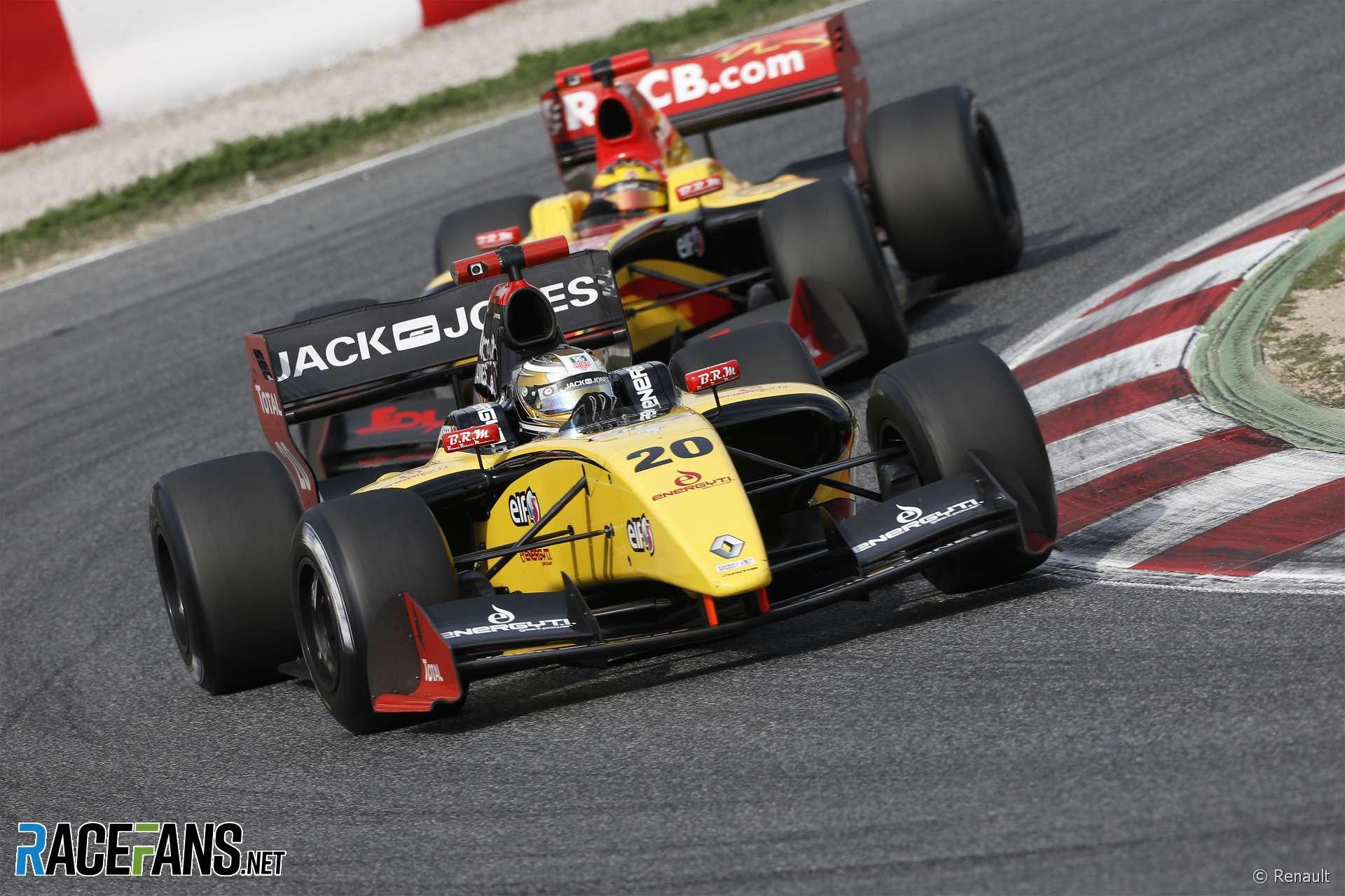 Kevin Magnussen, Stoffel Vandoorne, Formula Renault 3.5, 2013