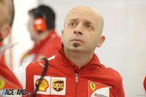 Ferrari designer Resta moving to Sauber