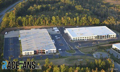 Haas factories, 2015