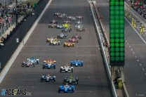 """""""Amazing"""" Indy 500 has big appeal for Magnussen"""