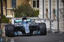 """Mercedes are """"bloody worried"""" about their Monaco performance"""