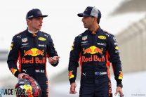 """Ricciardo """"a very good teacher"""" for Verstappen – Horner"""
