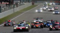 Alonso wins on WEC debut with Buemi and Nakajima