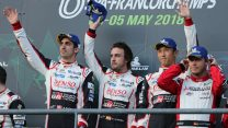 Toyota confirms Alonso and Conway were told to hold position at Spa