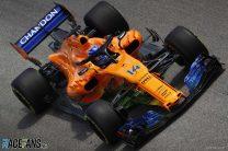 McLaren confirms Nicholas Latifi's father has become a shareholder