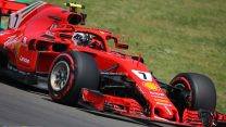 Ferrari confirms engine change for Raikkonen