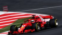 New tyres for Spain are no improvement – Vettel
