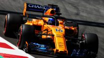 McLaren has only had one proper upgrade this year – Alonso