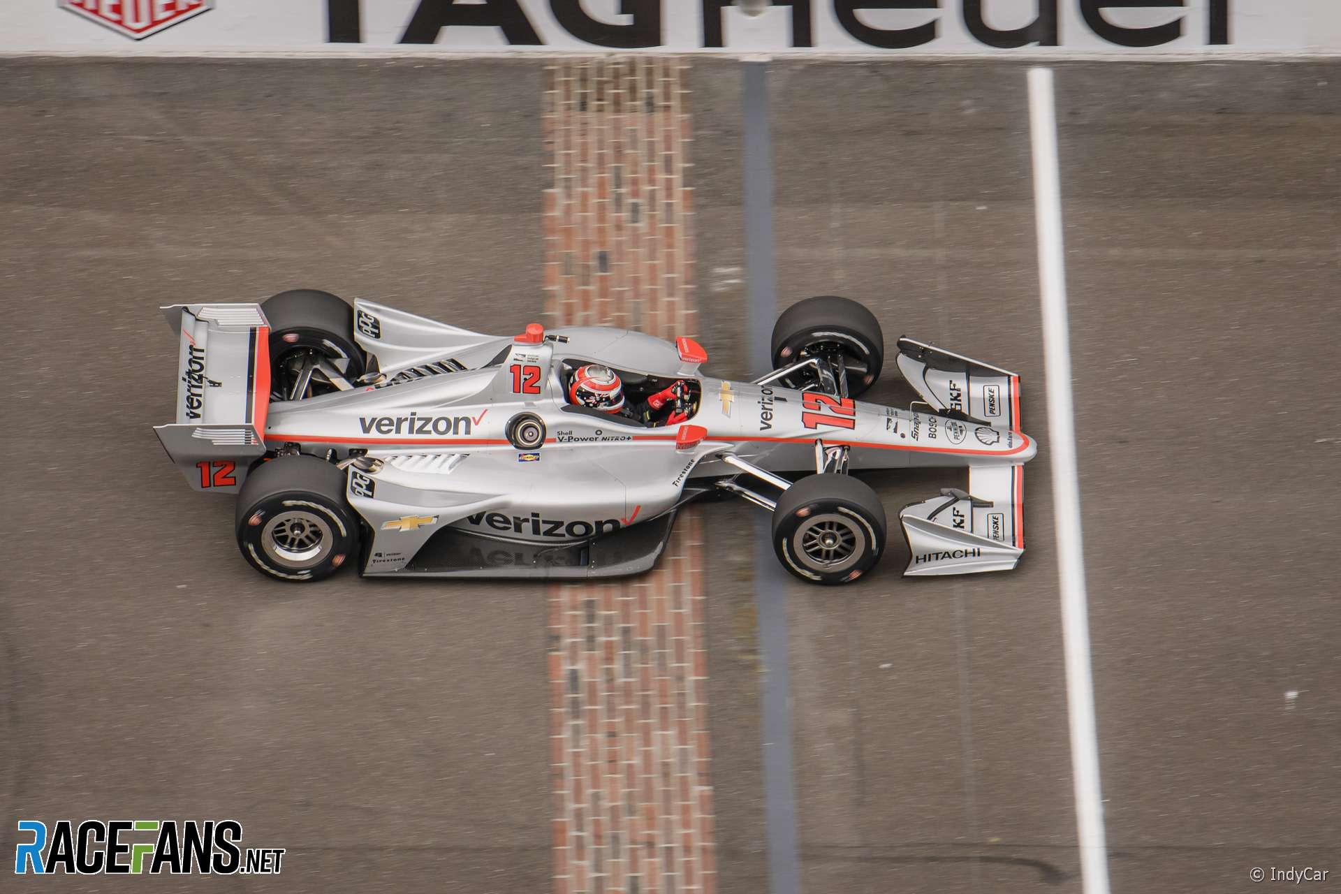 Will Power, IndyCar, Penske, Indianapolis Motor Speedway, 2018