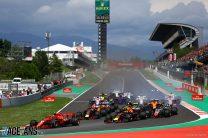 2019 Spanish Grand Prix TV Times