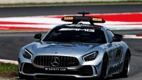 Safety Car, Baku City Circuit, 2018