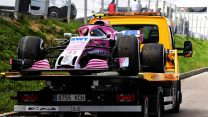 Esteban Ocon, Force India, Circuit de Catalunya, 2018