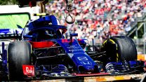 Grosjean's reaction may have made crash less severe – Steiner