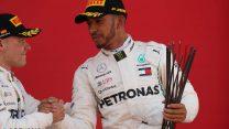 Lewis Hamilton, Mercedes, Circuit de Catalunya, 2018