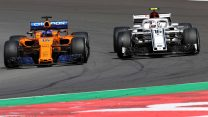 "McLaren ""still lacking straight-line speed"" – Alonso"