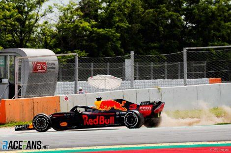 Daniel Ricciardo, Red Bull, Circuit de Catalunya, 2018