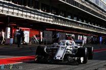 Antonio Giovinazzi, Sauber, Circuit de Catalunya