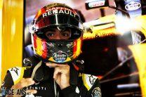 Carlos Sainz Jnr, Renault, Circuit de Catalunya
