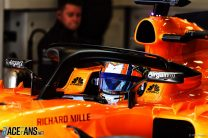 Stoffel Vandoorne, McLaren, Circuit de Catalunya