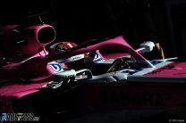 Nicholas Latifi, Force India, Circuit de Catalunya