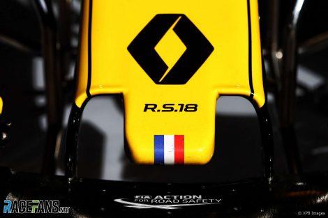 Renault, Circuit de Catalunya