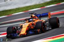 Lando Norris, McLaren, Circuit de Catalunya