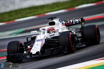 Robert Kubica, Williams, Circuit de Catalunya