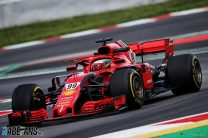 Antonio Giovinazzi, Ferrari, Circuit de Catalunya