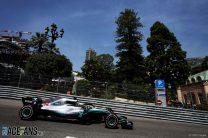 Lewis Hamilton, Mercedes, Monaco, 2018