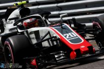 Haas losing downforce due to parts shortage – Magnussen