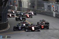 Fuoco wins race of attrition in Monaco