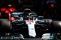 Mercedes' qualifying strategy could compromise their race