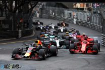 F1's television and social media audiences rose last year