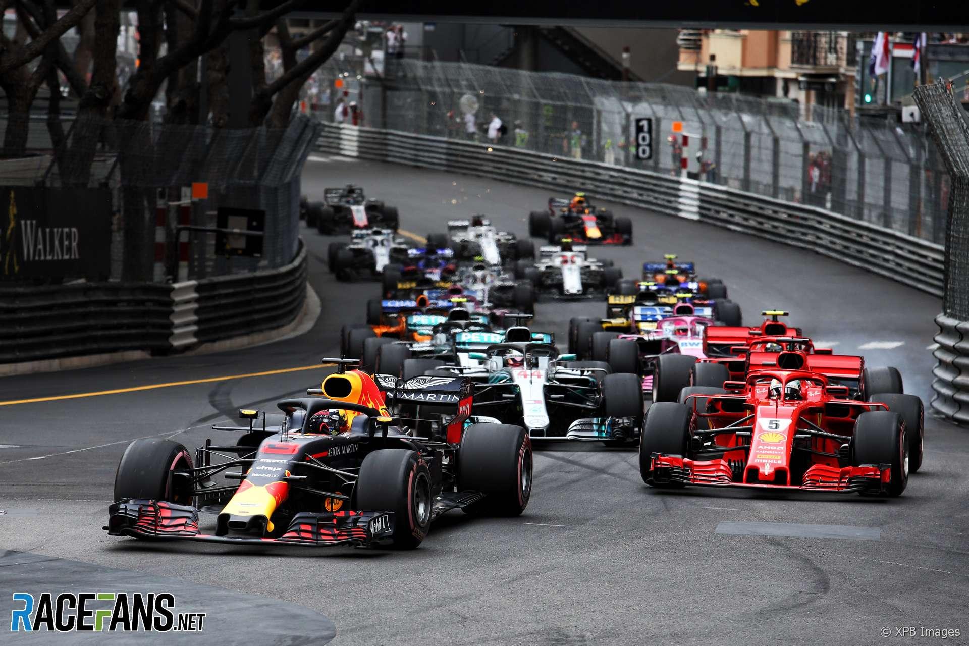2019 Monaco Grand Prix Live F1 TV times | RaceFans