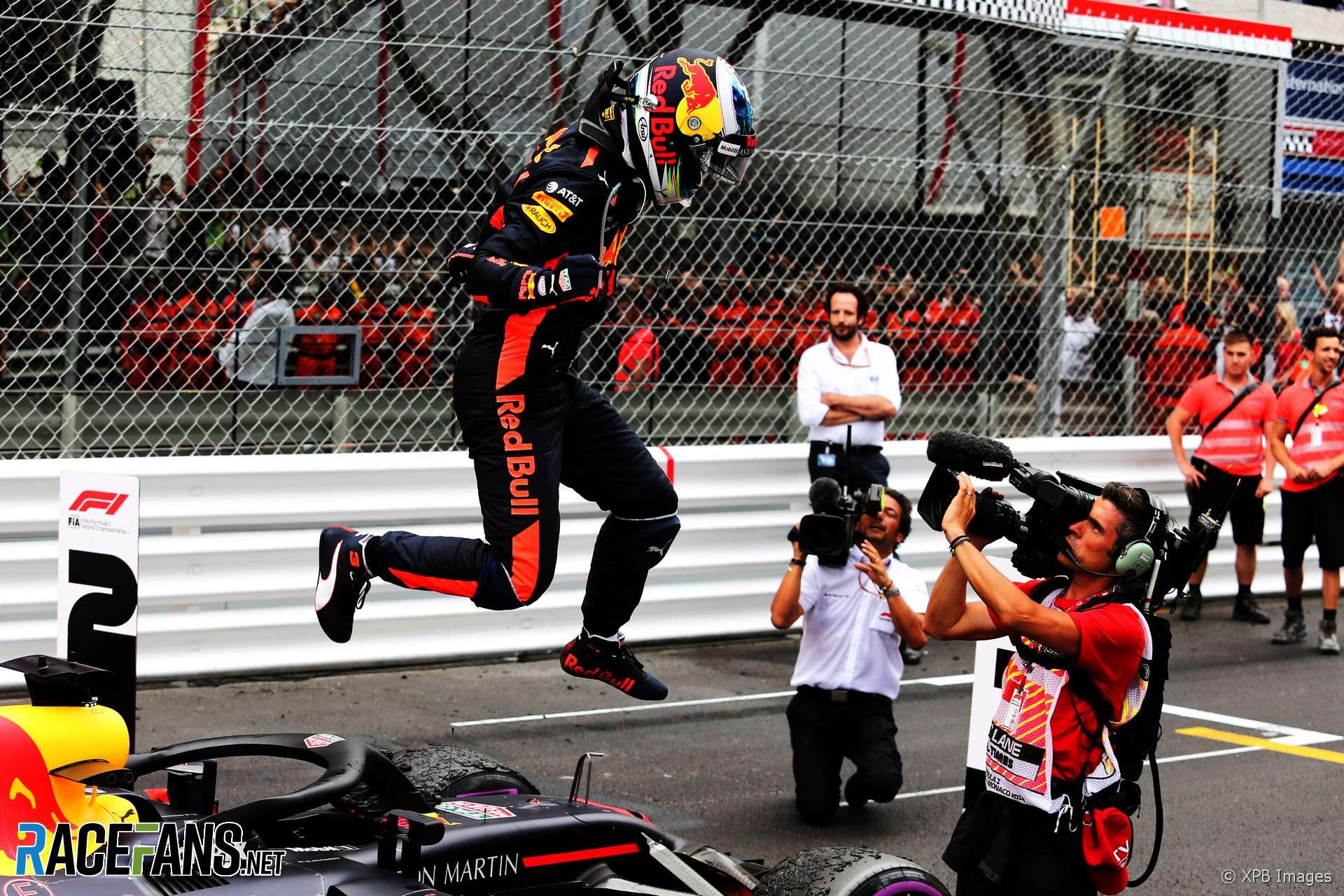 2018 Monaco Grand Prix In Pictures Racefans