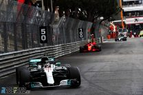 Hamilton told Mercedes his final set of tyres wouldn't last