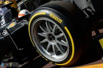 Formula 1 to introduce 18-inch wheels in 2021